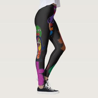 Surreal Mod Leggings