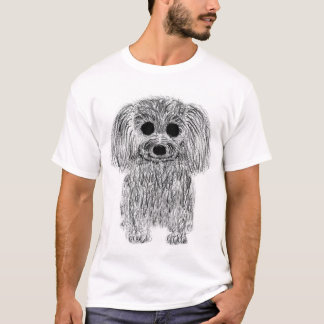 Surreal Poodle T-Shirt