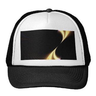 Surreal Purple Fractal Vortex Trucker Hat