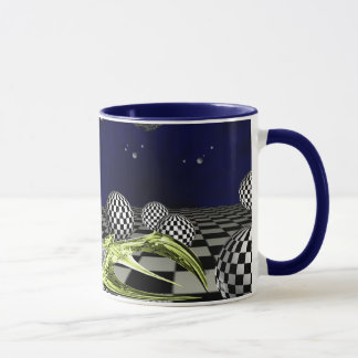 Surreal Space Mug