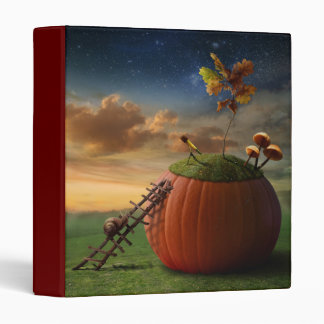 Surreal Stargazer Snail Binder
