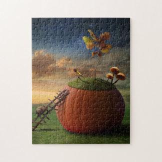 Surreal Stargazer Snail Puzzle