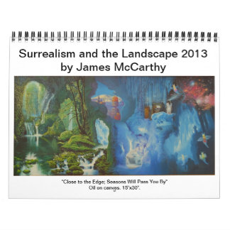 Surrealism and the Landscape 2013-James McCarthy Calendars