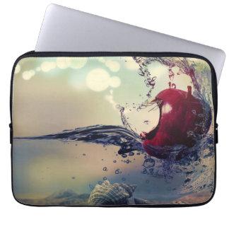 surrealism laptop sleeve
