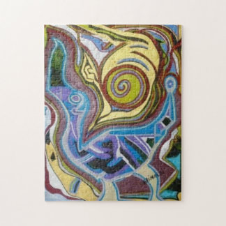 "SURREALIST 1 11""X14"" JIGSAW PUZZLE"