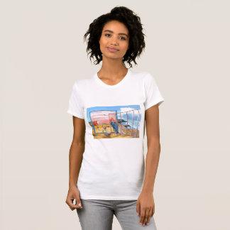 Surrealist T-Shirt For Women