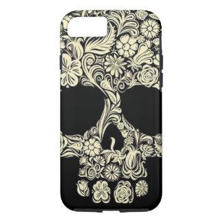 Surrealistic wild skull iPhone 7 case