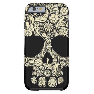 Surrealistic wild skull tough iPhone 6 case