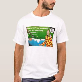 Surrealistic Zippy T-shirt