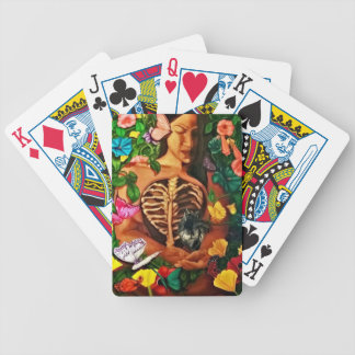 surrender bicycle playing cards