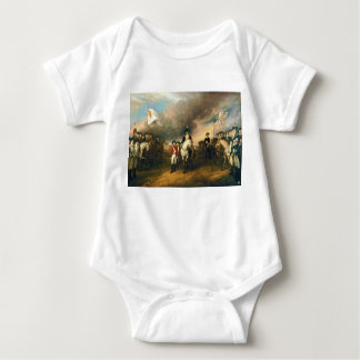 Surrender of Lord Cornwallis by John Trumbull 1820 Baby Bodysuit