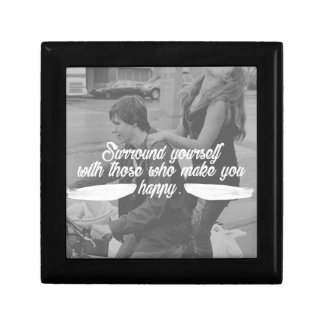 Surround Yourself Be Happy Gift Box
