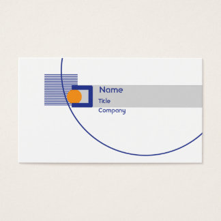 Surrounded - Business Business Card