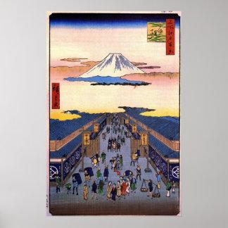 Suruga-chō Poster
