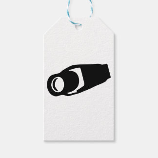 Surveillance Camera Gift Tags