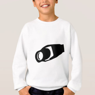 Surveillance Camera Sweatshirt