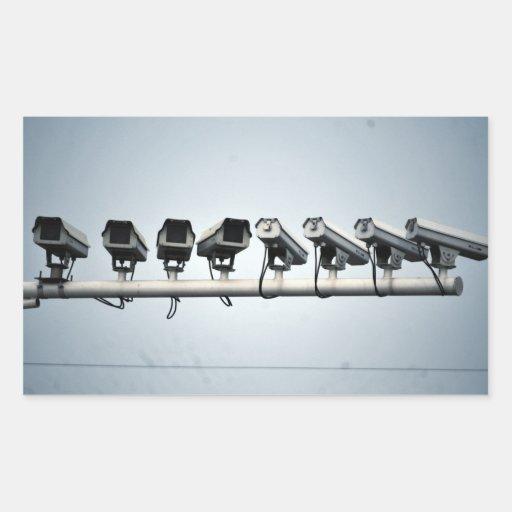 Surveillance Cameras Sticker