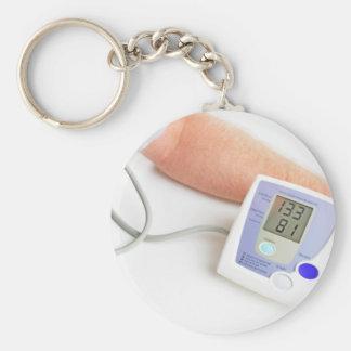 Surveillance de tension artérielle porte-clés