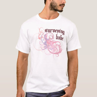 Surveying Babe T-Shirt