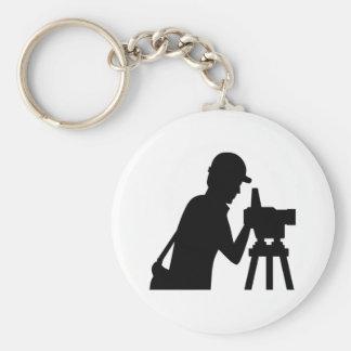 Surveyor Keychain