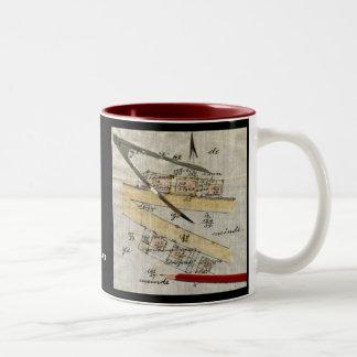 Surveyor's Mug - Vintage