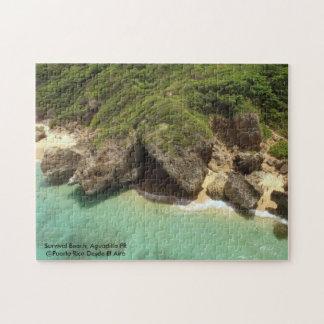 Survival Beach - Rompecabeza Jigsaw Puzzle