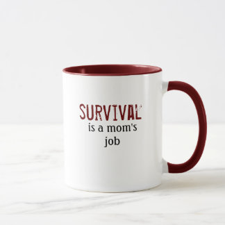 Survival Mom - Mug