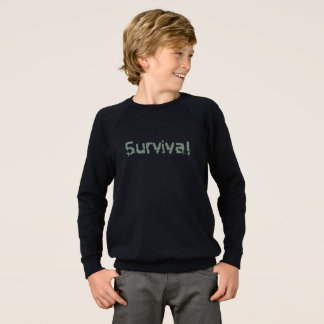 Survival Sweatshirt
