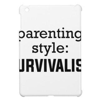 Survivalist Parenting Case For The iPad Mini