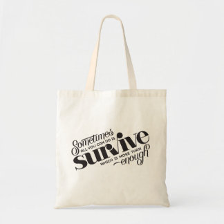 Survive Totebag Tote Bag