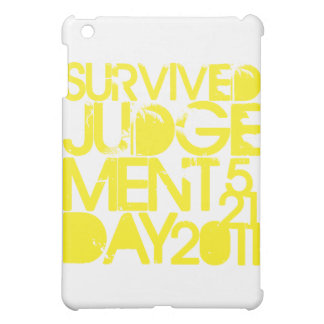 Survived Judgement Day 2011 Case For The iPad Mini