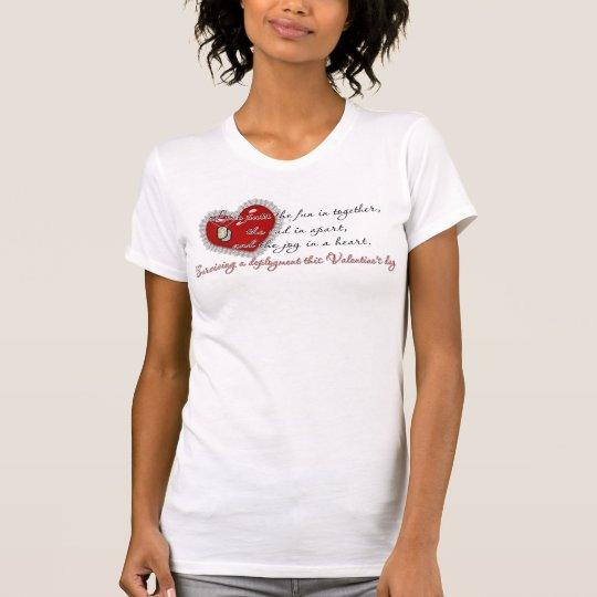Surviving A Deployment This Valentine's T-Shirt