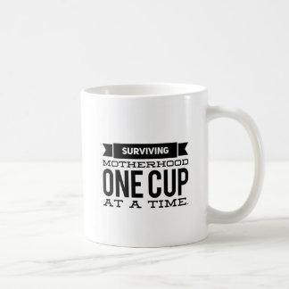 Surviving Motherhood Mug