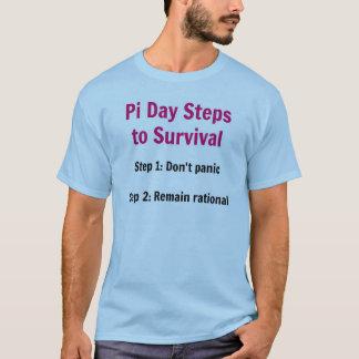 Surviving Pi Day T-Shirt