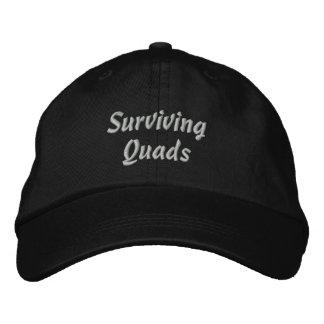 Surviving Quads Baseball Cap