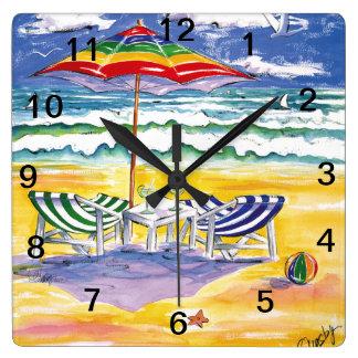 Surviving Stress-wall clock