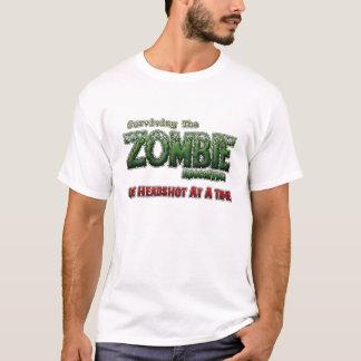 Surviving The Zombie Apocalypse T-Shirt