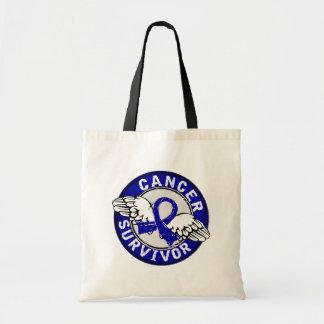 Survivor 14 Colon Cancer Bags