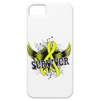 Survivor 16 Bladder Cancer iPhone 5 Case