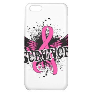 Survivor 16 Breast Cancer iPhone 5C Covers