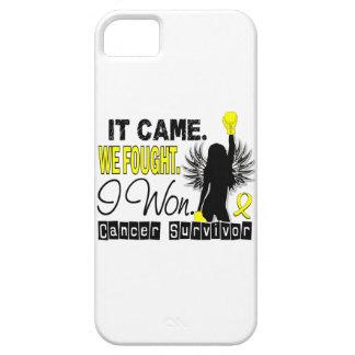 Survivor 22 Bladder Cancer iPhone 5 Case