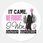 Survivor 22 Breast Cancer