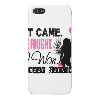 Survivor 22 Breast Cancer iPhone 5 Cover