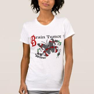 Survivor 6 Brain Tumor T-Shirt