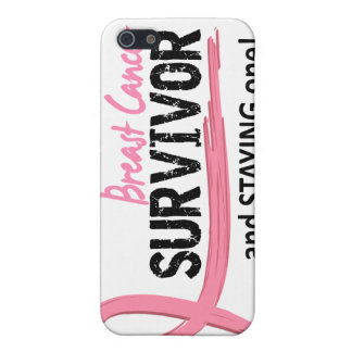 Survivor 8 Breast Cancer iPhone 5 Cover