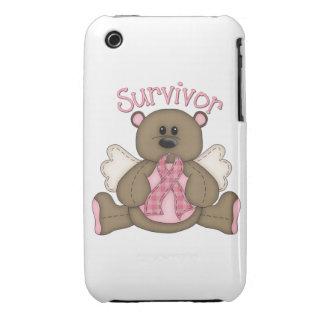 Survivor (bear) iPhone 3 case