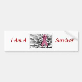 Survivor Bumper Sticker