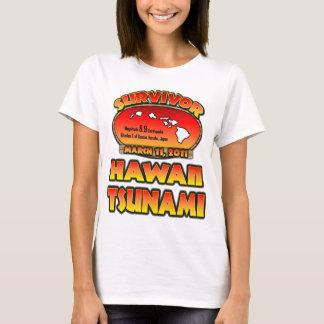 Survivor - Hawaii Tsunami - I survived T-Shirt