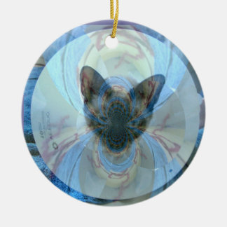 Survivor Rescue Kitten Ornament