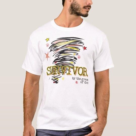 Survivor - Tornado T-Shirt